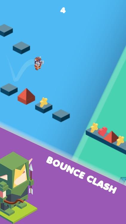 Bouncing Box Road Challenge screenshot-3