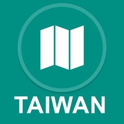 Taiwan : Offline GPS Navigation