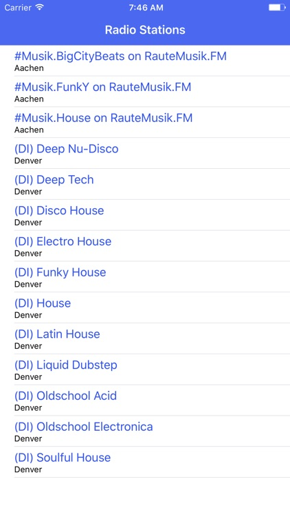 Radio Channel House FM Online Streaming