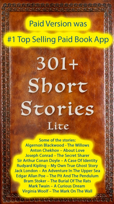 301+ Short Stories Lite Screenshot