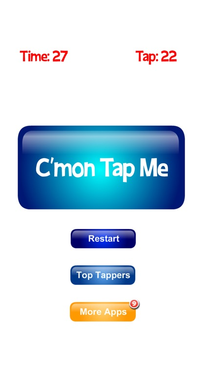 Speed Tapping - How Fast Can You Tap?
