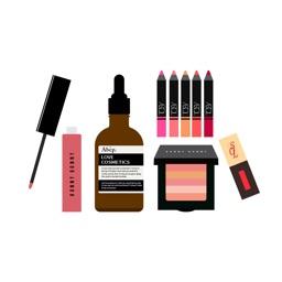My Cosmetics - Makeup & Beauty Stickers
