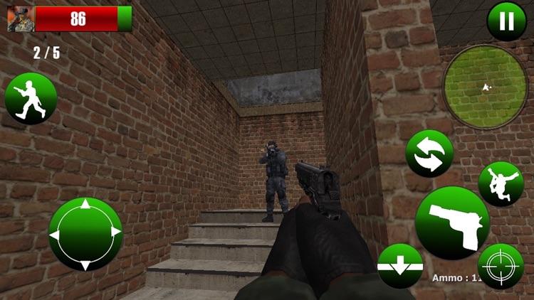 War of IGI Commando Frontline Mountain Attack 2