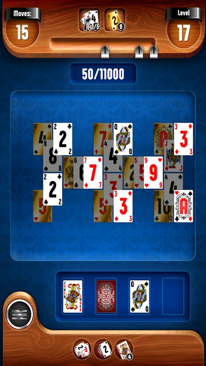 Solitaire Card Collection: Free Pyramid Card Game screenshot-4