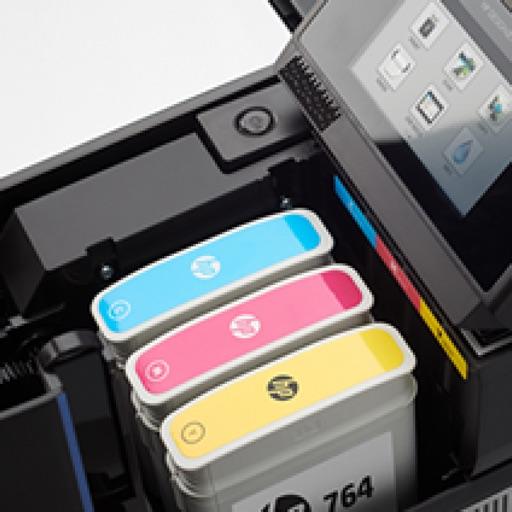 HP Ink Order iOS App