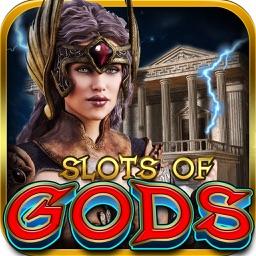 Gods Slots Tons of Free Slot Machines