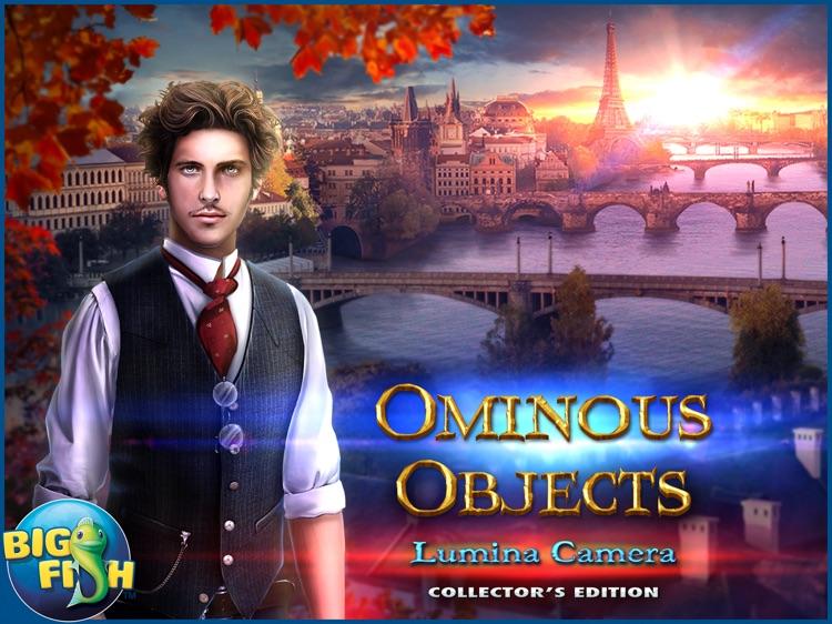 Ominous Objects: Lumina Camera HD - Hidden Objects screenshot-4