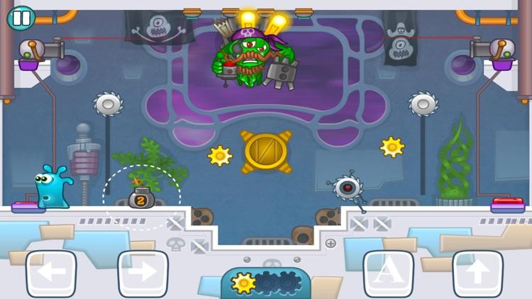 JellyDad Hero screenshot-3