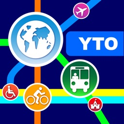 Toronto City Maps - Discover YTO with MTR, Guides