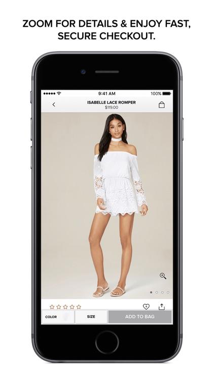 bebe – Women's Fashion, Apparel and Shopping screenshot-3