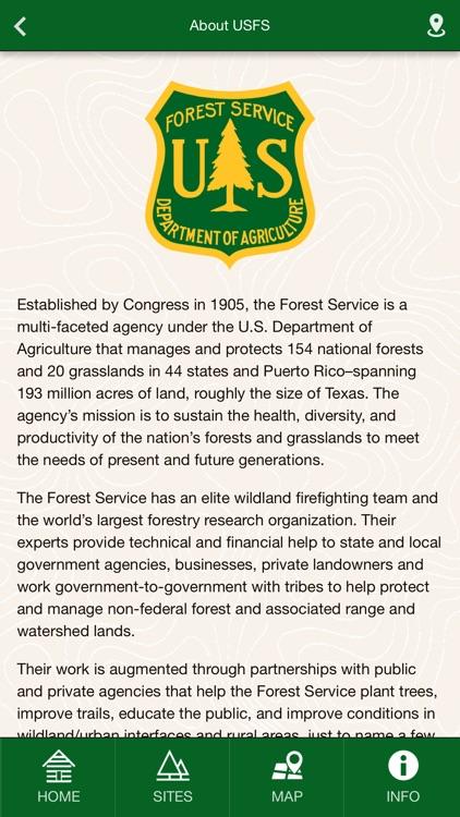 Shasta-Trinity National Forest screenshot-4