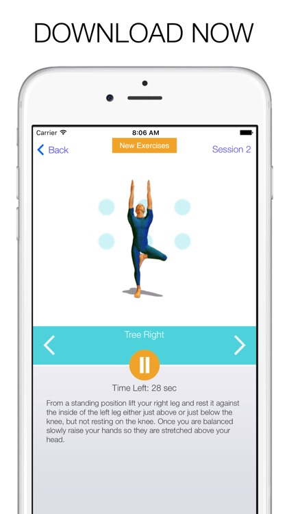 5 Minute Home Workouts screenshot-4