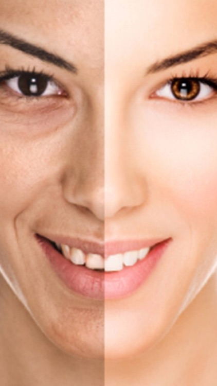 Look Younger - Perform Plastic Surgery on Photos