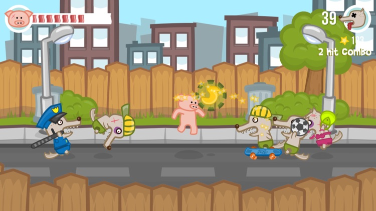 Iron Snout+ Pig Fighting Game screenshot-4