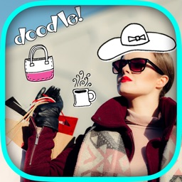Doodle Free – Draw, Write & Paint Over Photo.s
