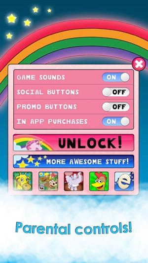 Princess Games for Girls Games Unicorn Kids Puzzle Screenshot