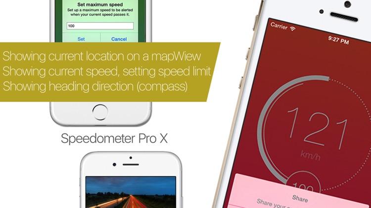 Speedometer Pro X screenshot-3