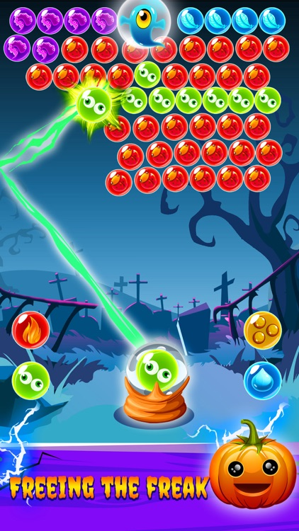 Witches Pop: Halloween Quest
