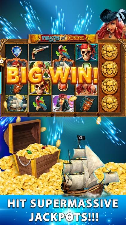 Vegas Slots Galaxy screenshot-0