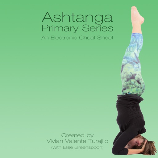 Ashtanga Yoga - Primary Series Cheat Sheet