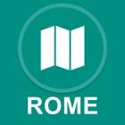 Roma, Italia : Off-line GPS Navigation icon