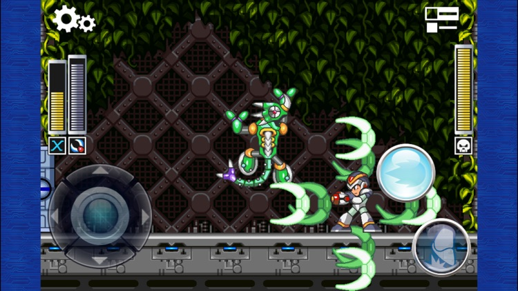 MEGA MAN X screenshot-4