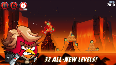 download Angry Birds Star Wars II apps 1
