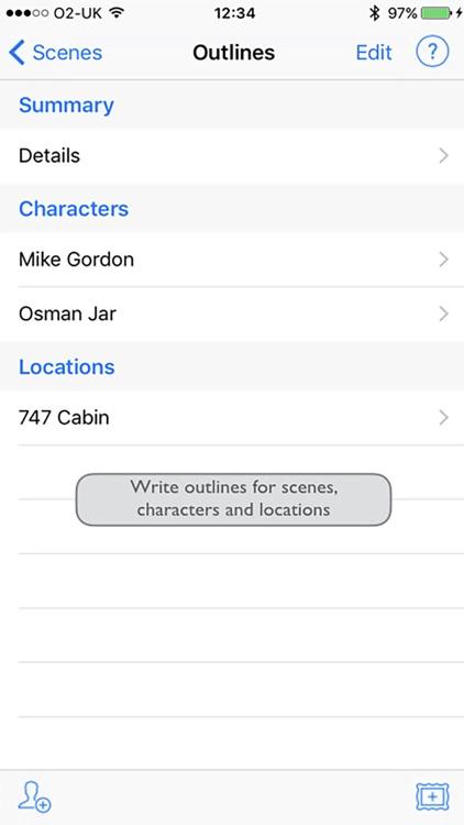 Writing Shed screenshot-3