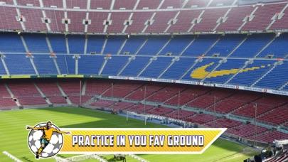Indoor soccer – football Dream league journey screenshot four