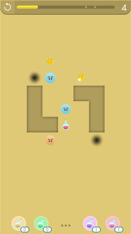 Dot Kingdom - a beautifully minimalist puzzle game screenshot-3