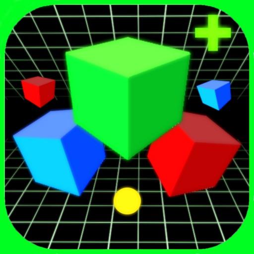 Cubemetry Wars Retro Arcade +