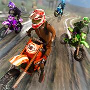 迷你 摩托车 赛车 游戏