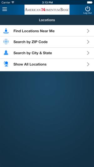 bank locator by zip code