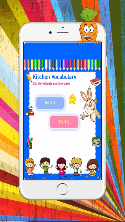 Kitchen Vocabulary Esl Worksheets And Exercises By Pimporn