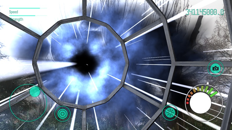 Project Falcon: Hyperspace Simulator AR screenshot-0