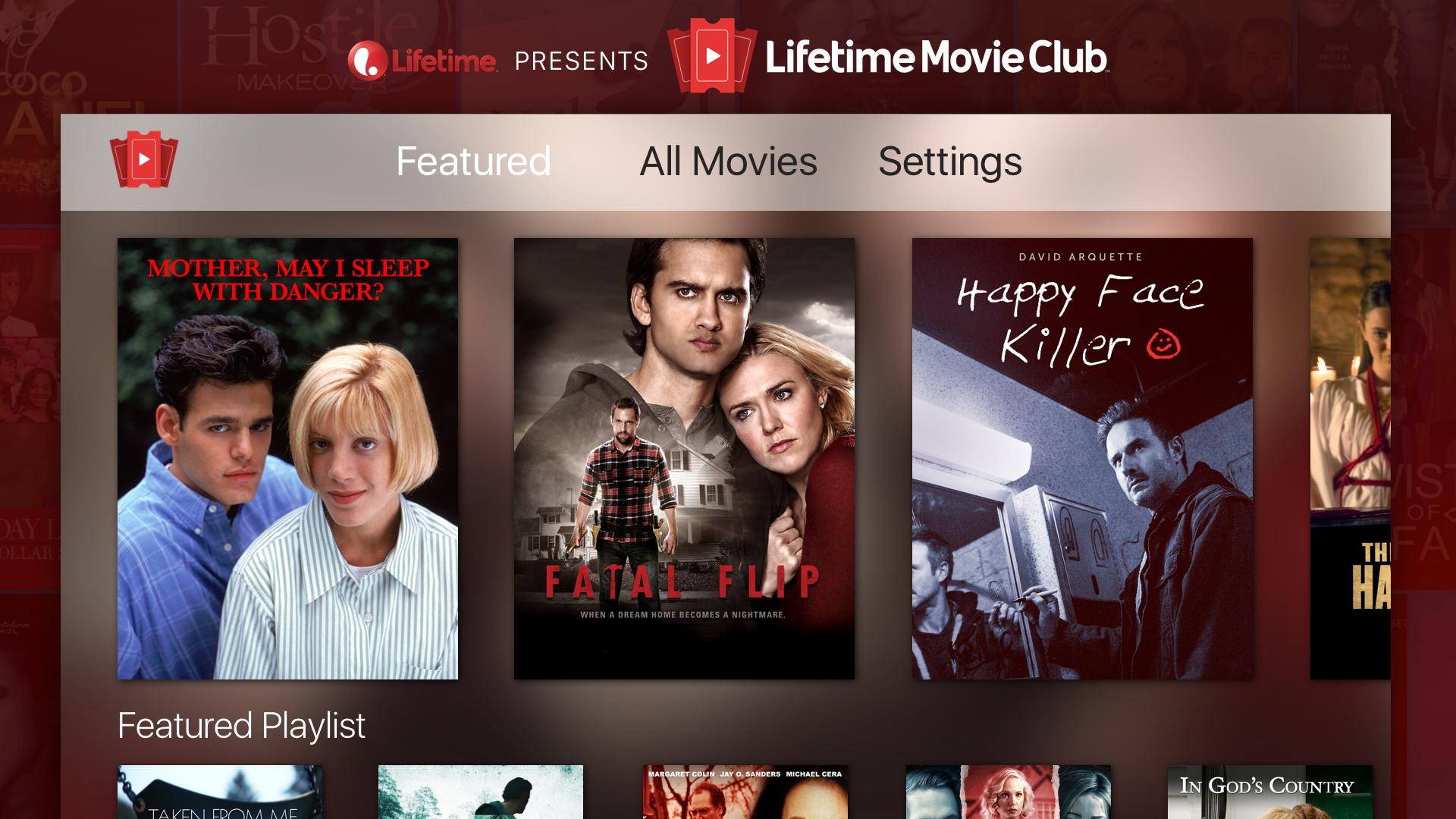 Lifetime Movie Club screenshot 11
