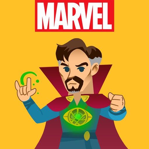 Marvel Stickers: Doctor Strange
