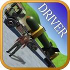 陆军导弹运输工具 - 实车卡车驾驶 icon