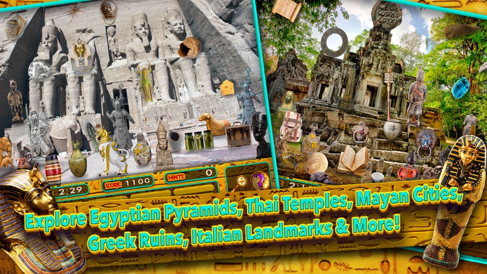 Hidden Objects Ancient Mystery hack tool