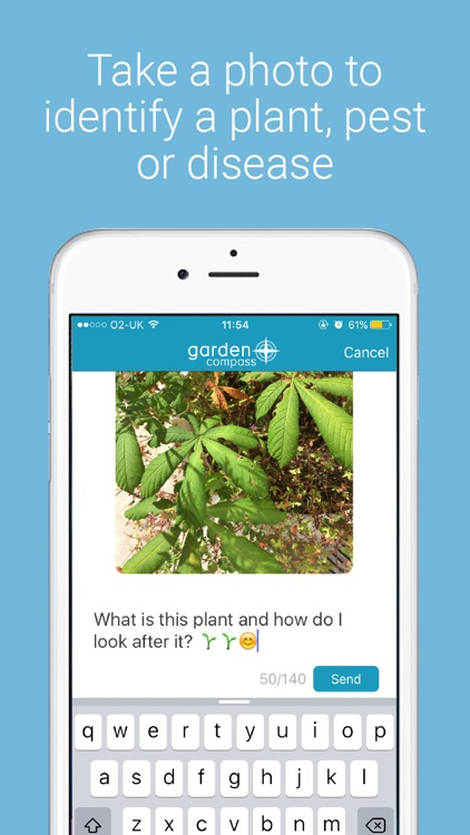 Garden Compass- Gardening & Plant Identification