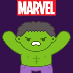 Marvel Stickers: Hero Mix