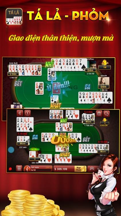 Sanh Rong - Game danh bai