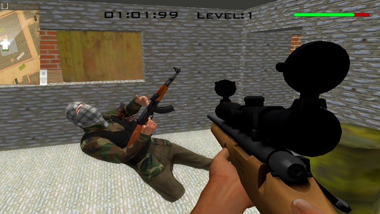 Anti Terrorist Special Commando screenshot-4