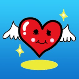 Heart Emoji Sticker
