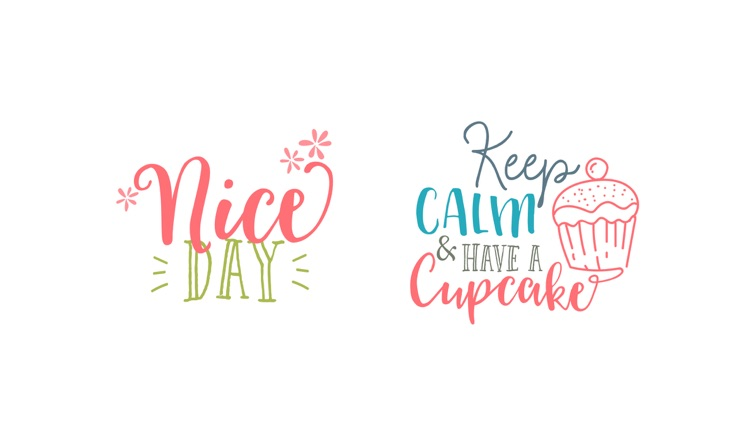 Everyday Greetings Stickers