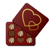 チョコレートで愛を伝える