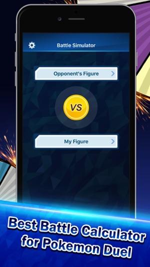 Battle Calculator for Pokemon Duel on the App Store
