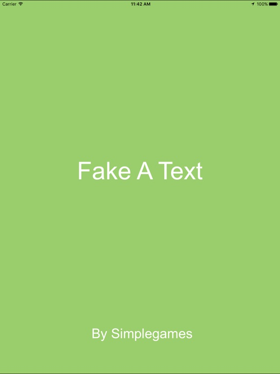 Fake Text Message FREE for iOS 10 - Prank Text - AppRecs