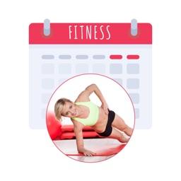 Sweat with Bikini Body 30 Day Fitness Challenges