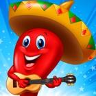 Salsa Swap - jogo espanhol doces puzzle icon